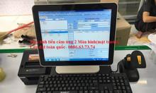 Máy bán hàng tính tiền cho shop, siêu thị mini tại Hà Tĩnh