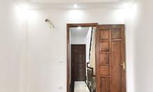 Bán nhà xây mới 5T khu Phân Lô Cán Bộ ngõ 167 Trương Định