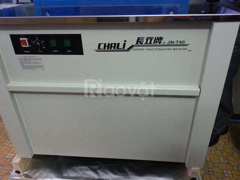 Máy đóng đai thùng chali taiwan 0917791981