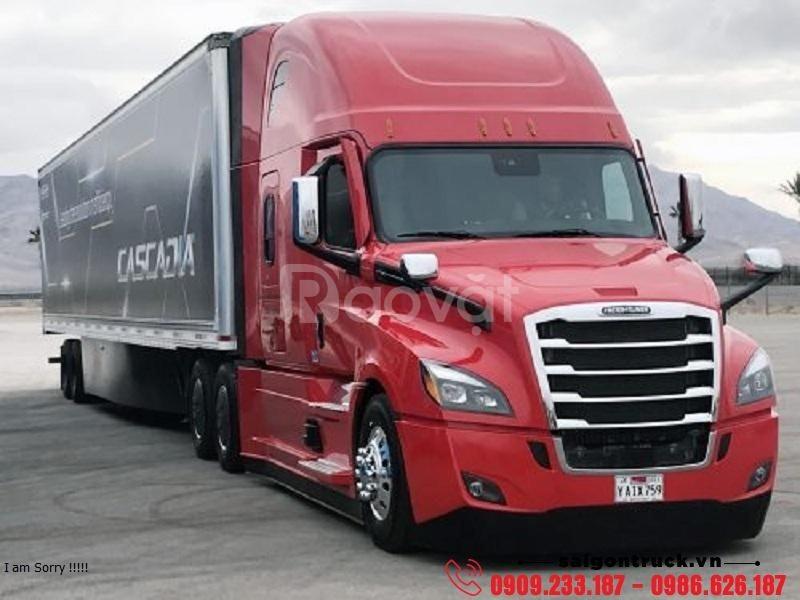 Xe đầu kéo mỹ freightliner 2014 (ảnh 1)