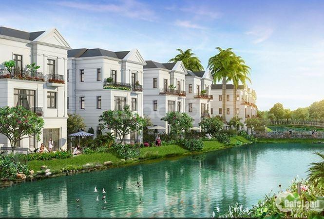 Biệt thự vườn quận 9 Saigon Garden Riverside Village