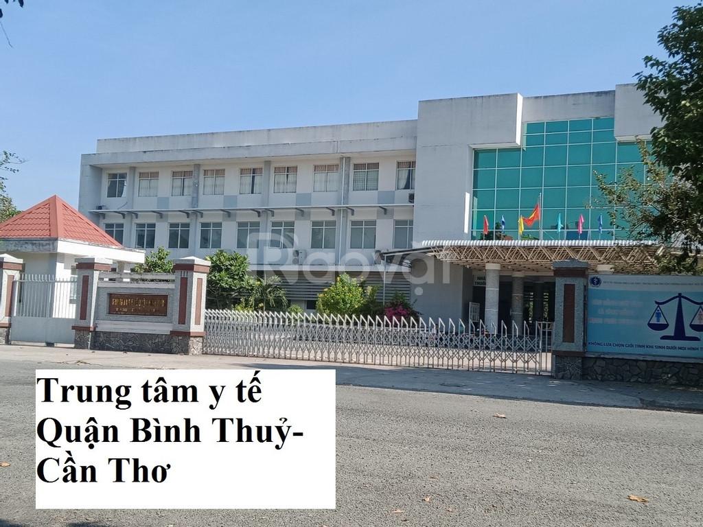 Bán nền đối diện trung tâm y tế lộ 25m giá chưa qua đầu tư