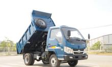Bán xe ben Thaco FD250 tải 2,5 tấn giá tốt