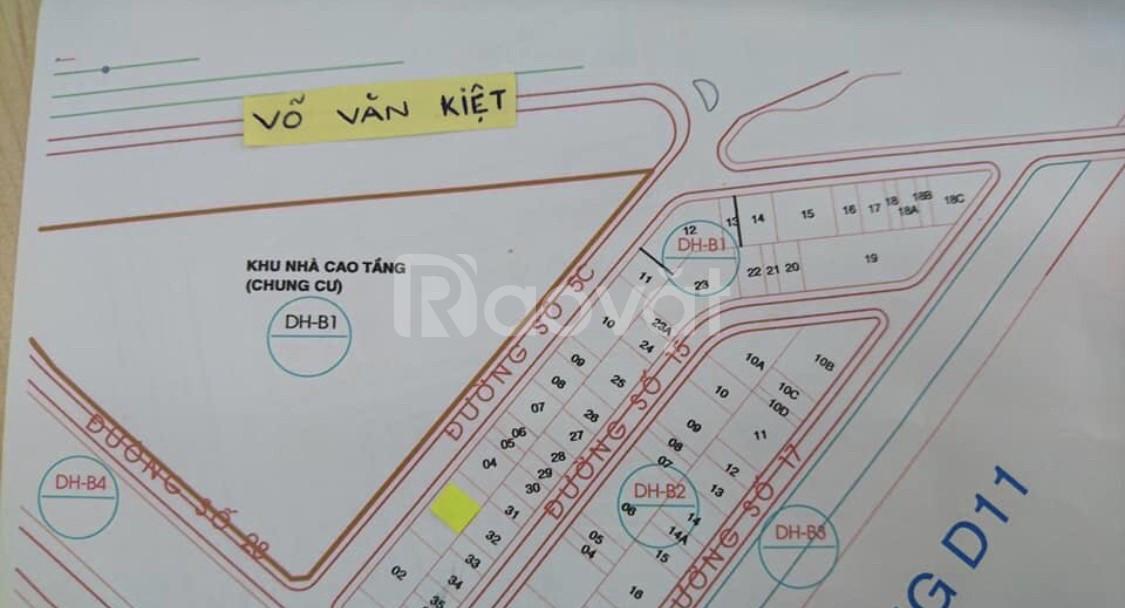 Cần bán gấp lô đất đường 5C Tái Định Cư Định Hoà