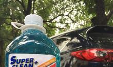 Superclean nước rửa kính ô tô nano Việt Nam
