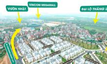 Bán biệt thự mặt hồ, vinhomes tây mỗ, shophouse vinhomes smart city