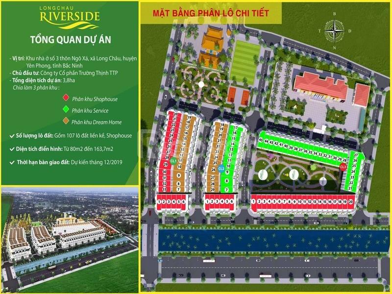 Đất nền mặt đường 286 Yên Phong giá chỉ từ 1,3 tỷ