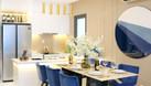 Căn hộ ven sông D'LUSSO 3PN bàn giao nội thất cao cấp, giá 6,12 tỷ (ảnh 7)