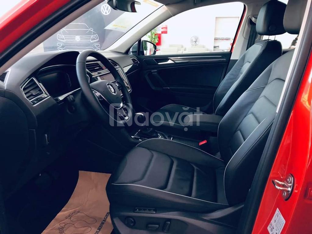 Volkswagen Tiguan Luxury Cam