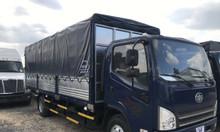 Giá xe tải faw 7.3 tấn ga cơ động cơ hyundai | Hỗ trợ trả góp