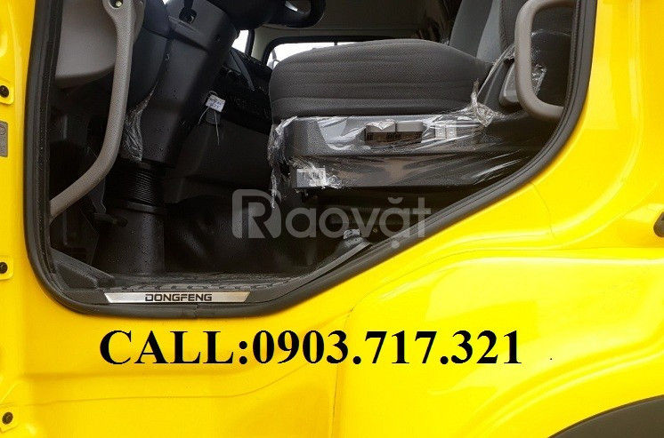 Xe DongFeng ISL315 — Xe tải DongFeng ISL315 4 chân tải 17T95 Euro 5