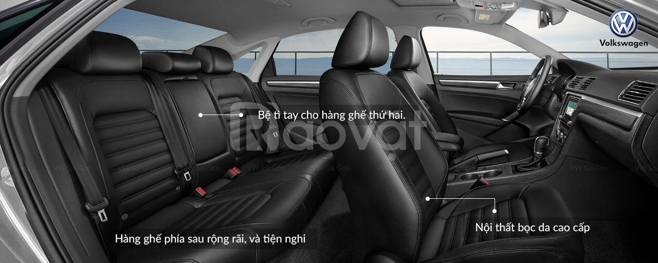 Volkswagen Passat Bluemotion II  nhập khẩu, màu đen ưu đãi tốt