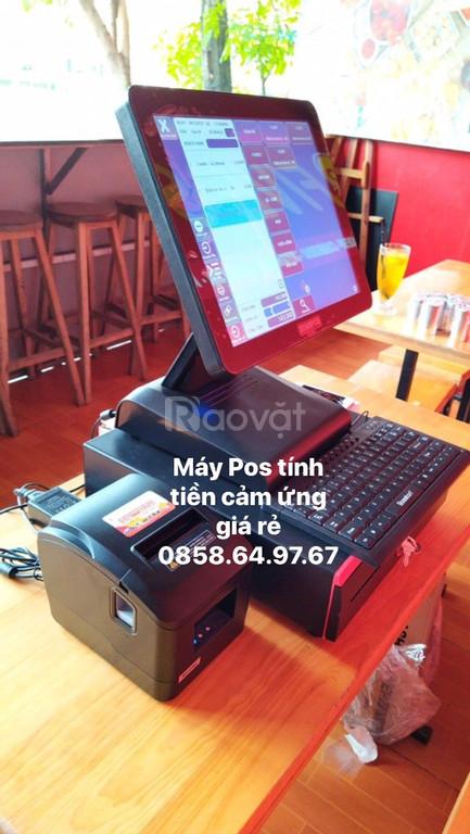 Máy tính tiền cảm ứng Starpos S15 giá rẻ tại bmt