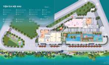 Chuyển nhượng căn 2PN 68,5m2 dự án D'Lusso Quận 2 tầng sân vườn 3,85tỷ