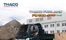 Xe tải foland Fd 500-4wd.e4 sự lựa chọn hiệu quả kinh tế