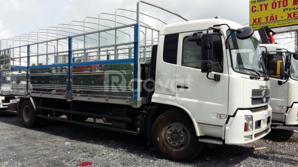 Xe Dongfeng 8 tấn thùng 9M5|Dongfeng 8T-9M5