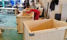 Dịch vụ đóng pallet gỗ theo yêu cầu tại Hà Nội