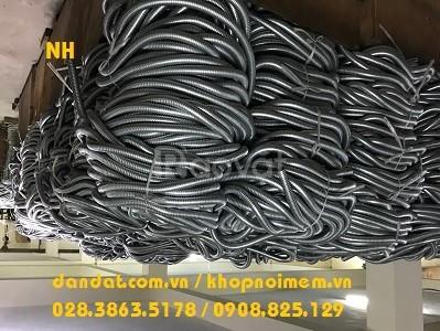 Ống luồn dây điện- Ống ruột gà luồn dây điện và ruột gà chống cháy