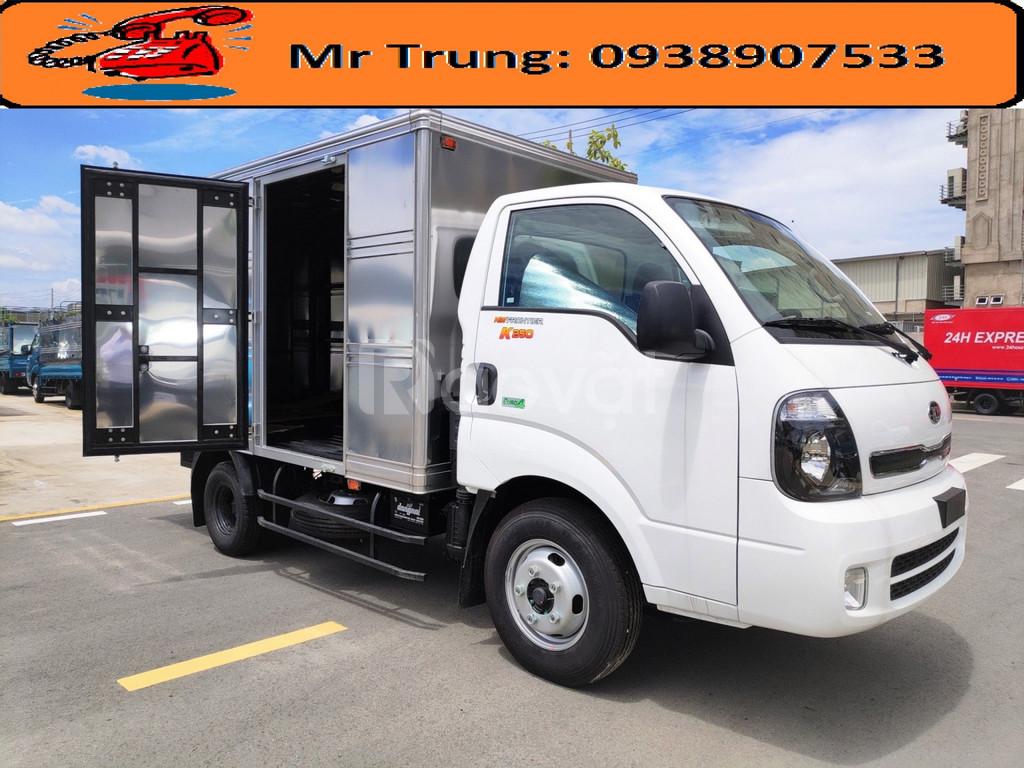 Xe tải 1 tấn 4 Thaco Kia, xe tải 2 tấn 4 Kia, K250 Frontier 2020