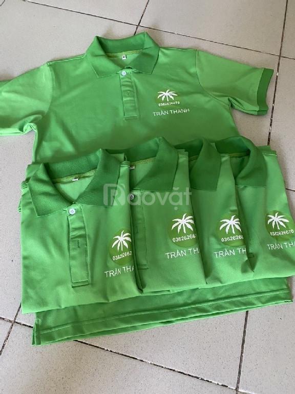 Nhà may áo thun đồng phục công nhân Vsip Bình Dương