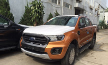Giá xe Ford Ranger Wildtrak 2.0 Biturbo 4x4 AT 2020, Giao ngay