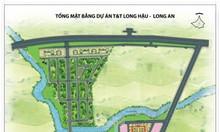 Bán đất nền dự án T&T Long Hậu