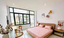 Vì covy cần bán gấp nhà đường 8m, Nguyễn Văn Đậu, 6 lầu, 12 phòng, thích hợp KD Căn Hộ.