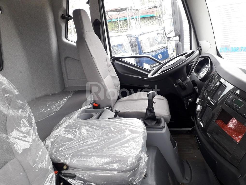 Giá xe tải faw 8 tấn thùng dài| faw 8 tấn nhập khẩu thùng dài
