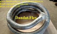 Ống mềm thép giảm chấn inox, Ống dẫn gas, ống dẫn xăng dầu, khớp nối