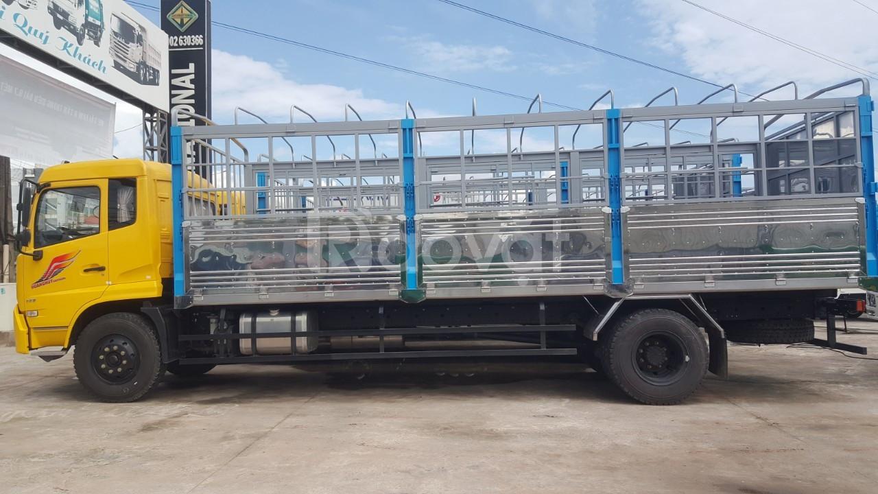Xe tải Dongfeng 8 tấn - Giá xe tải dongfeng 8 tấn thùng 9m5