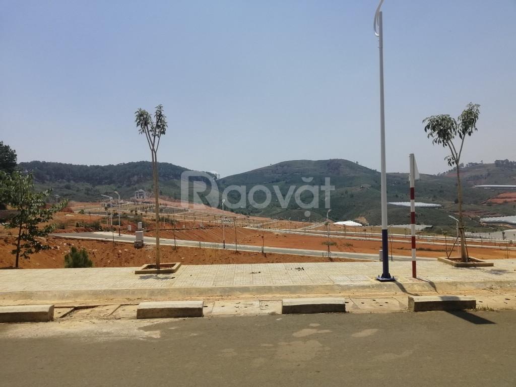 Đất nền nghỉ dưỡng Langbiang Town Đà Lạt