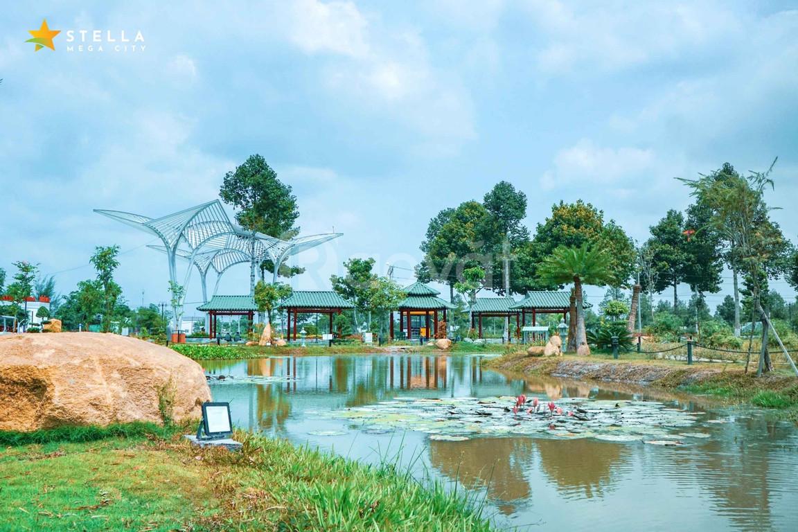 Khu đô thị Stella mega city Bình Thủy- Cần Thơ
