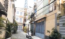 Nhà phố HXH 5m Đặng Văn Ngữ, P10, Phú Nhuận, DT 4x18m