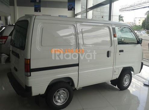 Xe tải su cóc suzuki van 500kg, giá xe suzuki van mới 2020