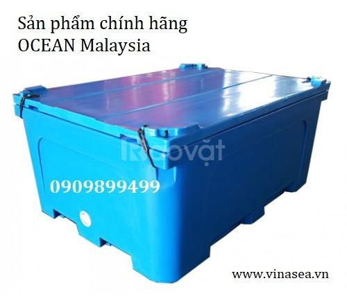 Thùng nhựa cách nhiệt bền Twinfish Malaysia (ảnh 1)