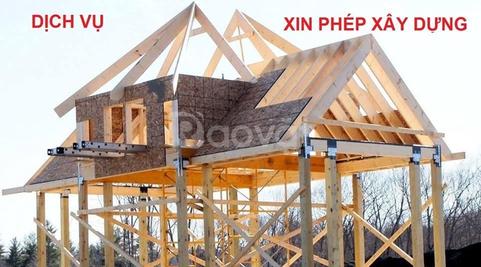 Dịch vụ làm sổ hồng nhanh, đo vẽ hiện trạng nhà, xin phép xây dựng