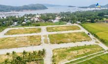 Đất nền sổ đỏ ven biển giá tốt mua trong mùa Lễ -KDC Đồng Mặn