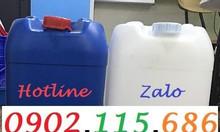 Can hóa chất 25l, can axit 25l, can 25l đựng hóa chất,