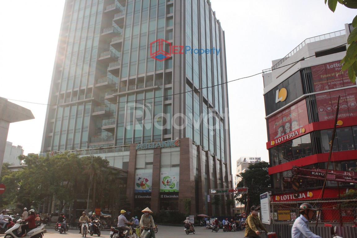 Cho thuê văn phòng tại tòa Geleximco building - 36 Hoàng Cầu