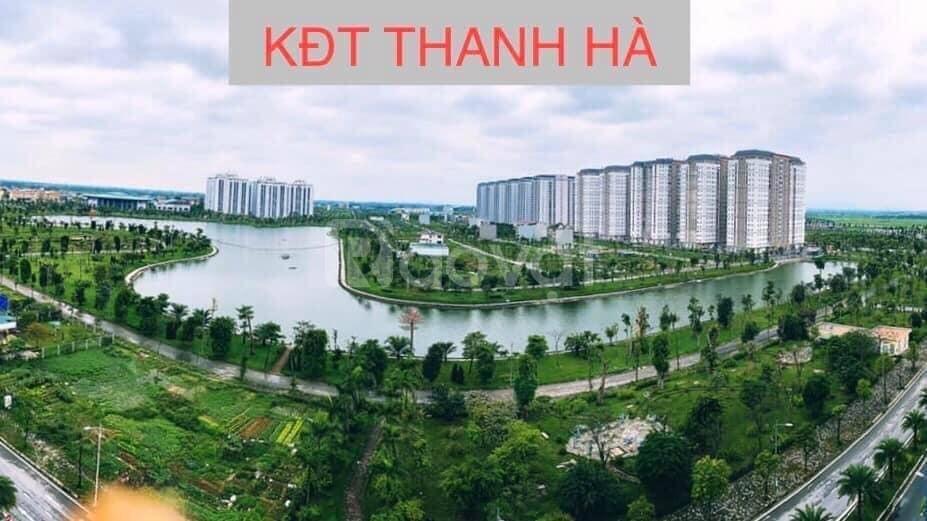 Cắt lỗ lô đất lô góc vườn hoa KĐT Thanh Hà Mường Thanh, giá 2,x tỷ