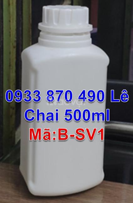 Chai nhựa 250ml đựng phân bón, sản xuất chai nhựa 250ml đựng hóa chất