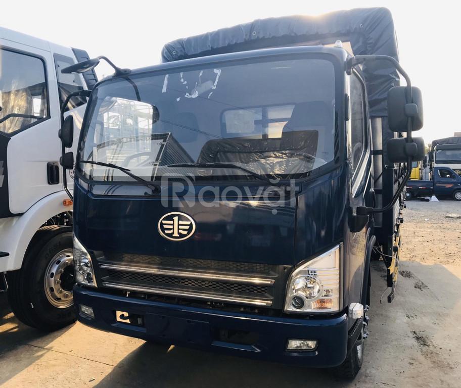 Xe tải Faw 7 tấn|faw 7 tấn 3 ga cơ máy hyundai