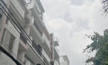 Bán gấp nhà đường Cư Xá Đô Thành quận 3, 4 tầng, 90m2