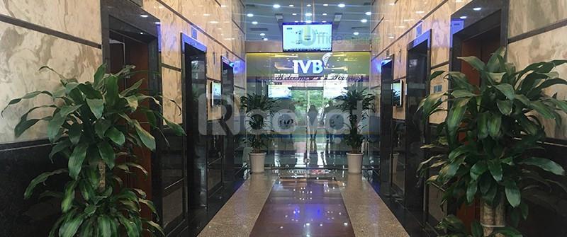Cho thuê rất nhiều diện tích trống văn phòng tòa nhà VIT Tower 88m2-40