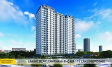 Căn hộ Tecco home giá 1 tỷ căn 2PN tại trung tâm TP Thuận An