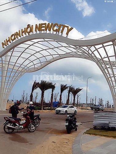 Đất nền thổ cư ven biển Quy Nhơn, quy hoạch 1/500, sở hữu lâu dài