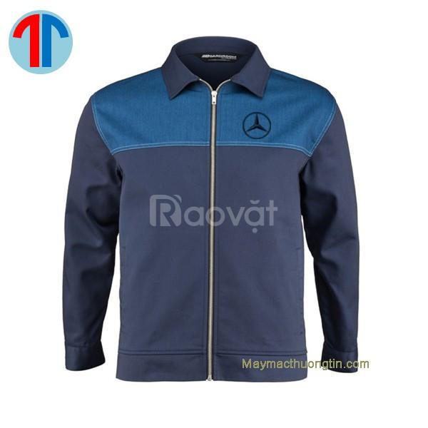 Xưởng may áo gió, áo khoác đồng phục theo yêu cầu giá rẻ tại TP HCM