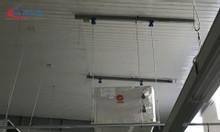 Lắp đặt thông gió làm mát xưởng đúc