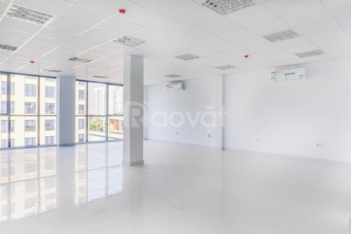 Tòa nhà văn phòng đường Ung Văn Khiêm cần cho thuê
