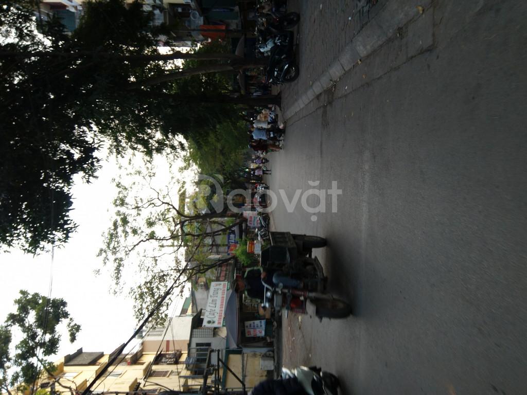 Bán nhà gần Đại Học Thương Mại, 2mặt đường, kinh doanh tốt 48m2x5T-8,7